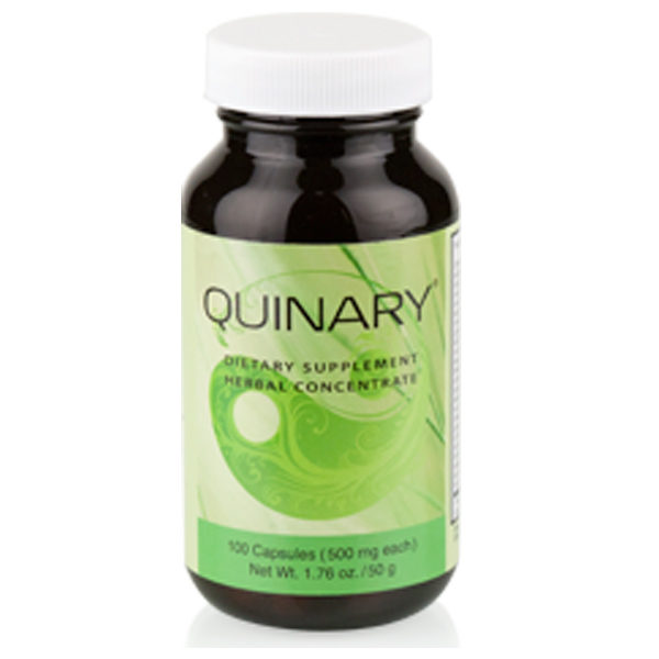 Травяной концентрат Квайнери - Sunrider Quinary caps