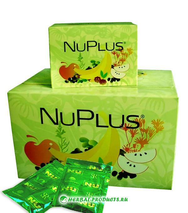 Ньюплас регулярный 60 пак - NuPlus regular
