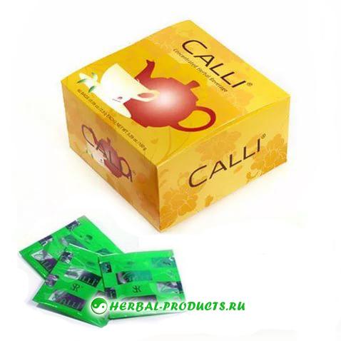 Чай Калли мятный - Calli mint