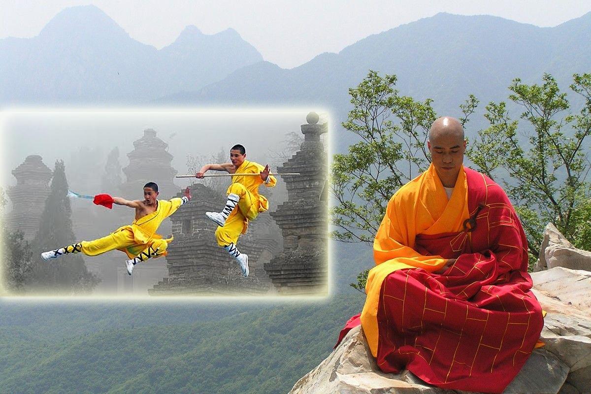 Ньюплас - концентрированное питание для монахов шао-линя