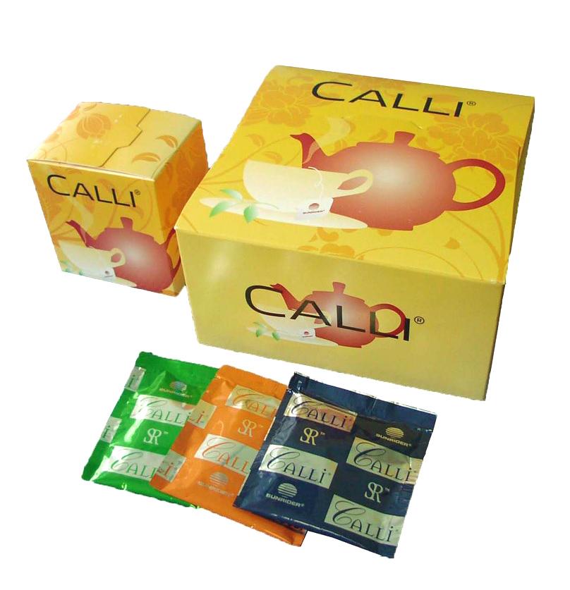 Calli tea - чай Калли