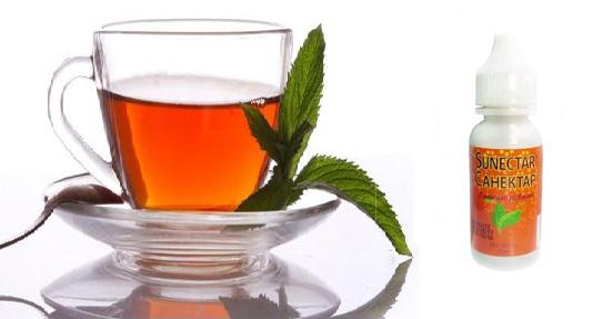 Санектар - Sunectar - стевия - подсластитель для чая
