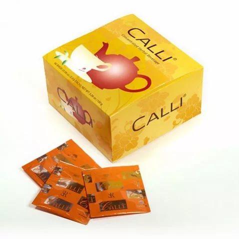 чай Калли регулярный (обычный) - Calli regular